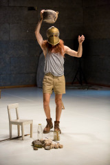 Matija Ferlin: Staging a Play: Antigona